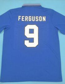 Ferguson Nameset, Everton 1995 FA Cup Final Home Short-Sleeve