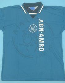 Shirt Front, Ajax 1995-1996 Away Short-Sleeve