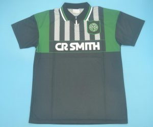 Shirt Front, Celtic Glasgow 1994-1996 Third Short-Sleeve Jersey