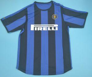 Shirt Front, Inter Milan 1999-2000 Home Short-Sleeve