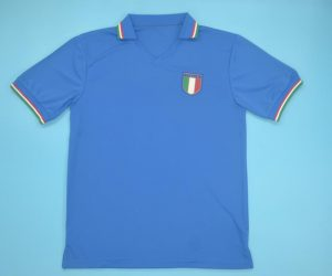 Shirt Front, Italy 1982 Home Short-Sleeve Kit