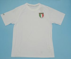 Shirt Front, Italy 2000-2003 Away Short-Sleeve Jersey