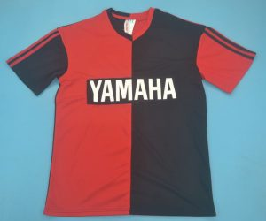 Shirt Front, Newell's Old Boys 1992-1993 Home Short-Sleeve Kit