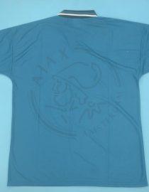 Shirt Back Blank, Ajax 1995-1996 Away Short-Sleeve