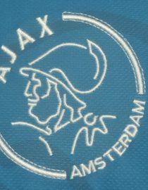 Shirt Ajax Logo, Ajax 1995-1996 Away Short-Sleeve