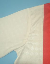 Shirt Sleeve, Ajax Amsterdam 1988-1990 Home Short-Sleeve