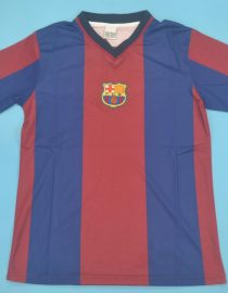 Shirt Front, Barcelona 1998-1999 Home Short-Sleeve