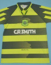 Shirt Front, Celtic Glasgow 1996-1997 Away Short-Sleeve Jersey