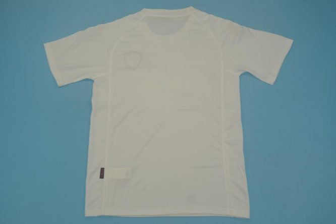 Shirt Back Blank, AS Roma 2000-2001 Away Short-Sleeve Kit