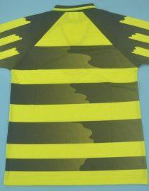 Shirt Back Blank, Celtic Glasgow 1996-1997 Away Short-Sleeve Jersey