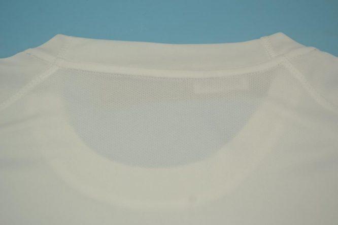 Shirt Collar Back, AS Roma 2000-2001 Away Short-Sleeve Kit