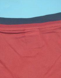 Shirt Collar Back, Barcelona 1998-1999 Home Short-Sleeve
