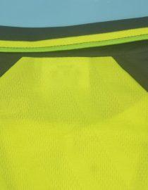 Shirt Collar Back, Celtic Glasgow 1996-1997 Away Short-Sleeve Jersey