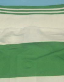 Shirt Collar Back, Celtic Glasgow 1987-1989 Home Short-Sleeve Kit
