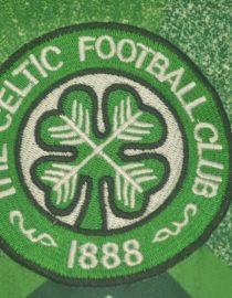 Shirt Celtic Logo, Celtic 1991-1992 Away Short-Sleeve Jersey