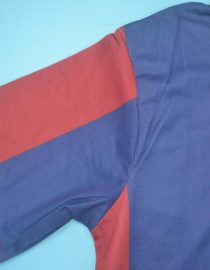 Shirt Sleeve Front, Barcelona 1998-1999 Home Short-Sleeve