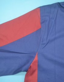 Shirt Sleeve Back, Barcelona 1998-1999 Home Short-Sleeve