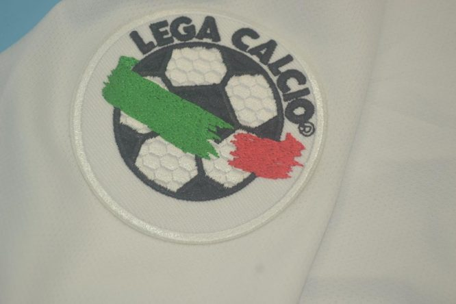 Serie A Logo, AS Roma 2000-2001 Away Short-Sleeve Kit