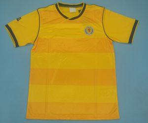 Shirt Front, Scotland 1986 Away Short-Sleeve Kit