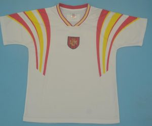 Shirt Front, Spain 1996-1998 Third Short-Sleeve Kit