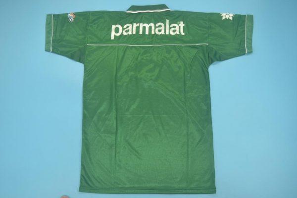Shirt Back Blank, Palmeiras 1999 Home Short-Sleeve Kit