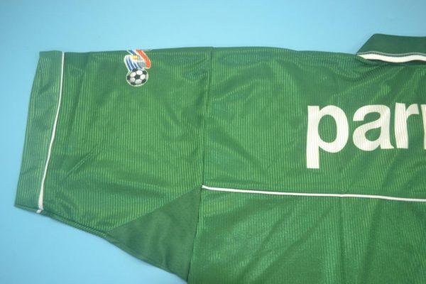 Shirt Sleeve, Palmeiras 1999 Home Short-Sleeve Kit
